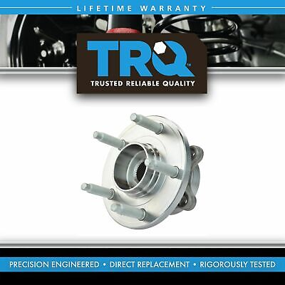 TRQ Rear Wheel Hub & Bearing Left or Right for Ford Taurus Flex Lincoln MKS MKT