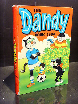 Dc Thomson The Dandy Annual 1984 Gc