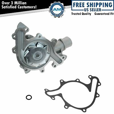 Coolant Water Pump for Ford E150 E250 Van F150 Truck 4.2L V6