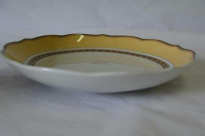 "HUTSCHENREUTHER GERMANY ALFABIA SHALLOW BOWL 6-1/4"" - MINT"