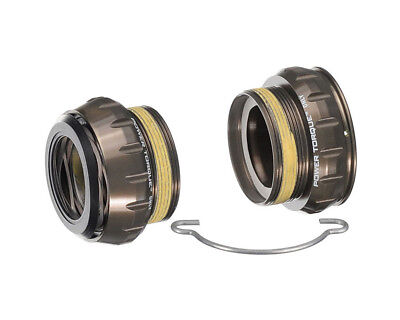 Campagnolo Power Torque External Bottom Bracket Cups - Italian