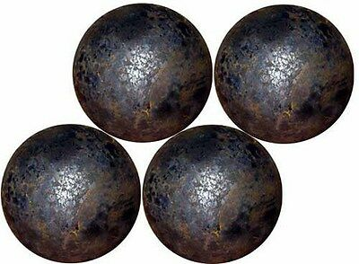 "4 - 1-1/2"" dia. forged steel balls  (2-1/2 lbs)"