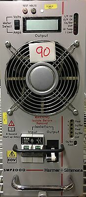 Harmer & Simmons Smf3000 Dc Power Supply