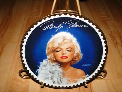 Marilyn The Gold Collection MARILYN MONROE FRANKLY FEMININE Bradford Plate