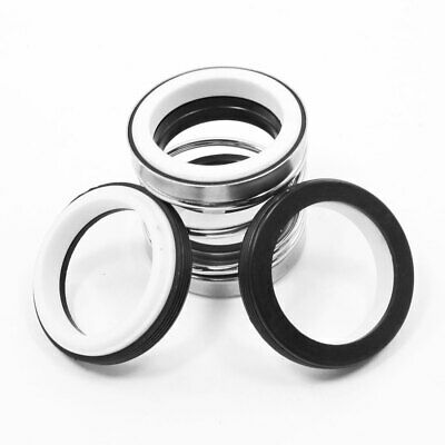 Coil Spring Rubber Bellows Water Pump Mechanical Seal 50mm Outer Dia