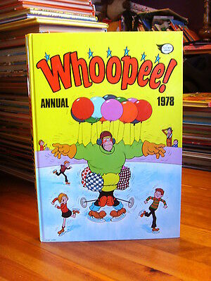 Fleetway Whoopee! Annual 1978 Vgc