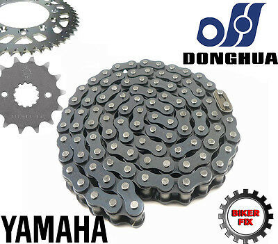 Yamaha FZS600 Fazer 1998 - 2003 Heavy Duty O-Ring Chain and Sprocket Kit