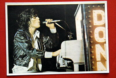 Donny Osmond 1975 Mega Rare Vintage Exyugo Panini Pop Parada Card Sticker