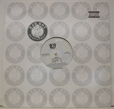 "TOTAL - NO ONE ELSE 12"" MAXI SINGLE (i561)"