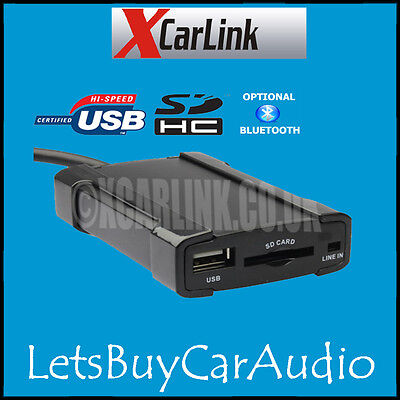 Xcarlink Sku1005 Audi 2006-2013 Usb,Sd, Mp3 Interface For A2, A3, A4, Tt