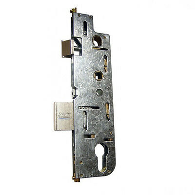 Old Type GU Centre Case Gear Box Door Lock 35mm 92mm Single Spindle