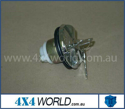 For Toyota Landcruiser HJ45 HJ47/40 Series Locking Fuel Cap