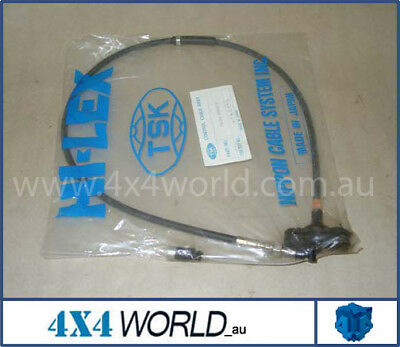 Toyota Landcruiser HJ75 Accelerator Cable 2H 11/84-10/85