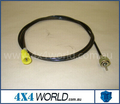 Toyota Landcruiser HZJ75 FZJ75 Series Speedo Cable Aug 96 on