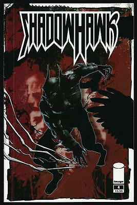 Shadowhawk Us Image Comic Vol.3 # 4/'10