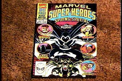 Marvel Super Heroes Spring Special #1 Comic Book Vf/nm