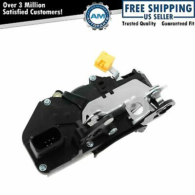 Door Latch Lock Actuator Assembly Front Driver Side Left for Chevy GMC Cadillac