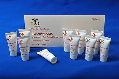 ARBONNE~ RE9 Advanced~Sample/Travel~Lot of 10 Tubes NEW & FRESH