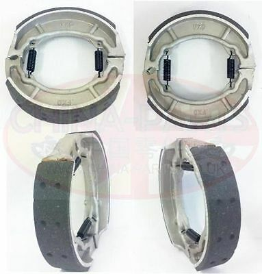 VB302 Brake Shoes to fit Pulse Adrenaline 125 XF125GY-2B ( Rear Drum )