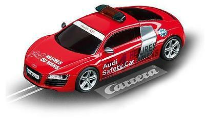 Carrera Evolution Audi R8 Safety Car Le Mans 2010