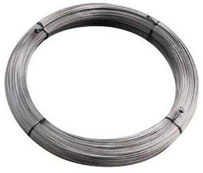 4000' 12.5 Gauge Usa Made High Tensile Electric Fencing Wire Support Aviary Net