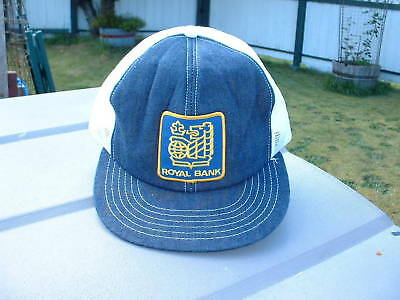 Ball Cap Hat - Royal Bank of Canada Old pre RBC (H485)