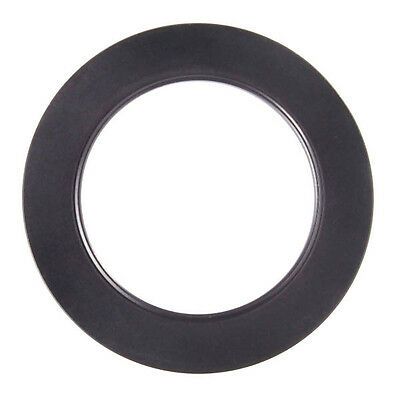 52mm-72mm 52-72 mm Step Up Filter Ring Adapter Black
