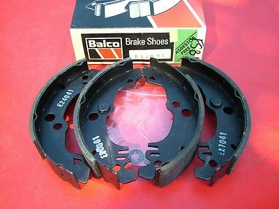 Brake Shoes to fit Ford Cortina / Taunus