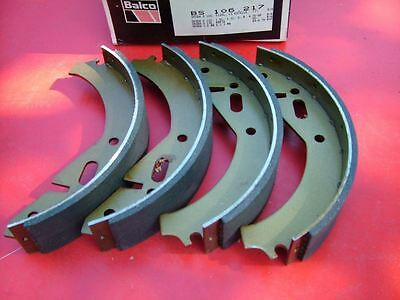 Brake Shoes to fit Skoda Estelle / S100 / S110