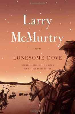 Lonesome Dove - Paperback NEW Larry McMurtry 2010-06-15