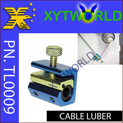 TL0009 Cable Lubrication Tool Lube Luber Lubricator Motorcycle Bicycle ATV QUAD