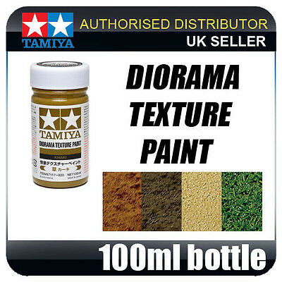 87110 TAMIYA Texture Paint Light Sand Diorama Texture Paint Model