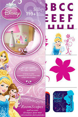 Barbie Doll Wall Stickers Over 130 Decals Mini Roomscapes Decor