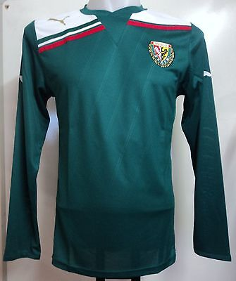 Slask Wroclaw 2011/12 L/s Home Shirt By Puma Adults Size Large Brand New