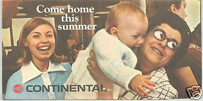 Ticket Jacket - Continental - Come Home This Summer (TJ57)