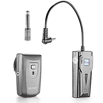 433MHz Wireless Studio Flash RT-16 16 Channel Trigger and Receiver
