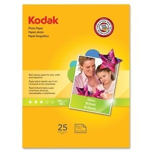 Kodak Photo Paper - KOD1912369_2 - 2 Item Bundle