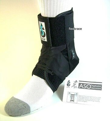 ASO Ankle Brace Support Stabilizer Guard All Sports
