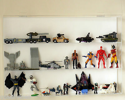 Collectors Showcase - Premium Display Case for Action Figures