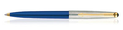 Parker Galaxy, Jotter Classic Vector Frontier, GT Ball Pen, Blue Ink & Body, New