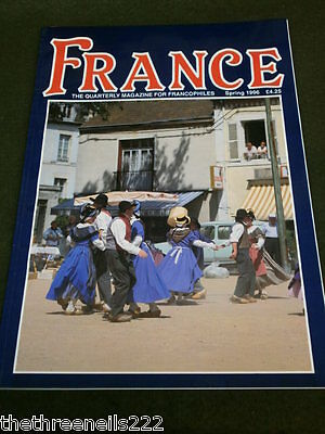 France Magazine - Spring 1996 - Canals Of Lorraine