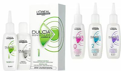 Loreal Dulcia Advanced Tonique Fortifying Perm Lotion