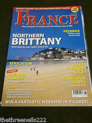 France Magazine - Northern Brittany - Oct 2003