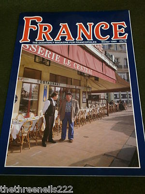 France Magazine - Winter 1995 - Heart Of Provence