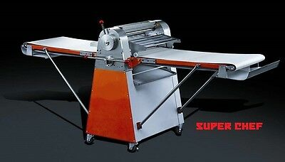 New!  Dough Sheeter Reversible 110 volt