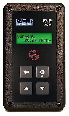 Geiger Counter - Mazur Instruments Prm-8000 - Only Authorized Ebay Reseller