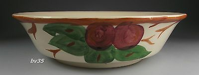FRANCISCAN APPLE made in ENGLAND ROUND VEGETABLE SERVING BOWL 7 5/8""