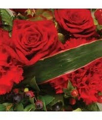 20+ Red Lisianthus Flower Seeds / Eustoma / Annual /  Great Cut Flower/ Gift