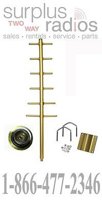 YAGI BR-6386 BASE REPEATER ANTENNA UHF 800MHZ 9dBd 6 ELEMENTS MOTOROLA KENWOOD