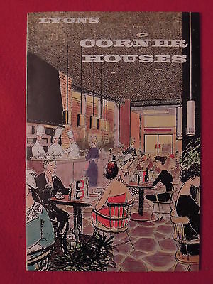 1960s Lions Corner Houses Advertising Booklet England
